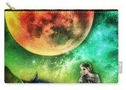 La Luna Carry-all Pouch by Mo T