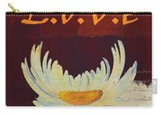 La Marguerite - Love Red Wine  Carry-all Pouch