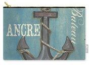 La Mer Ancre Carry-all Pouch by Debbie DeWitt