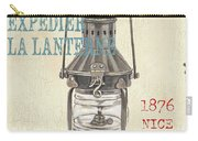 La Mer Lanterne Carry-all Pouch by Debbie DeWitt