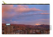 La Paz Twilight Carry-all Pouch by James Brunker
