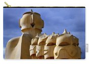 La Pedrera Chimneys Carry-all Pouch