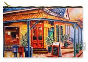 La Peniche In New Orleans Carry-all Pouch