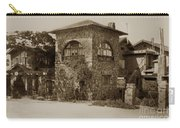La Playa Carmel And Located At Camino Real At Eighth Ave. Circa  1925 Carry-all Pouch