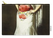 La Reina Mora Carry-all Pouch by Robert Henri