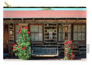 La Rosa Motel Pioneer Town Carry-all Pouch