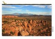La Sal Landscape Work C Carry-all Pouch