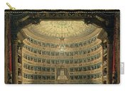 La Scala, Milan, During A Performance Carry-all Pouch