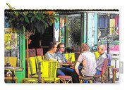 La Station Rambuteau Wine Drinkers Carry-all Pouch