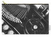 La Tecnica - The Typewriter Of Julio Carry-all Pouch
