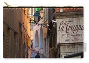 La Trappa Carry-all Pouch by Inge Johnsson