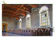 Los Angeles Union Station At Its 75th Anniversary Carry-all Pouch