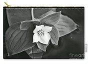La Vie En Noir Et Blanc Carry-all Pouch
