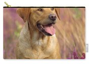 Labrador Dog Carry-all Pouch