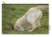 Labrador In Hole Carry-all Pouch