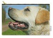 Labrador Retriever Dog Carry-all Pouch