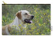 Labrador Retriever Dog Carry-all Pouch