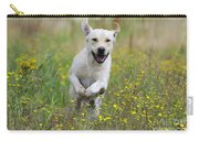 Labrador Running Carry-all Pouch