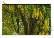 Laburnum Tree In Bloom Carry-all Pouch