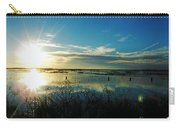 Lacassine Afternoon Sparkle Carry-all Pouch