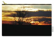 Lacassine Painted Sunset Carry-all Pouch