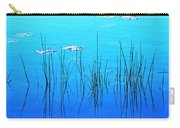 Lacassine Pool Reeds Carry-all Pouch