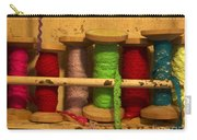 Lace Bobbins Carry-all Pouch