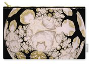 Lace Carry-all Pouch by Elizabeth McTaggart