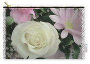 Lace Framed Mothers Day Carry-all Pouch
