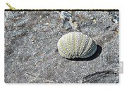 Lacy Shell On A Beachrock Carry-all Pouch