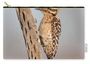 Ladder-backed Woodpecker Carry-all Pouch