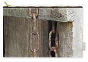 Ladder Chain Color Carry-all Pouch
