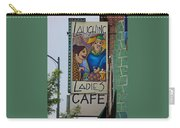 Ladies Cafe Carry-all Pouch