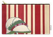 Ladies Hat, From Les Robes De Paul Carry-all Pouch