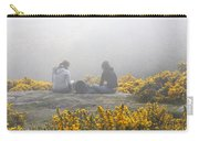 Dublin In The Mist Carry-all Pouch