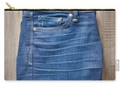Ladies' Jeans Carry-all Pouch