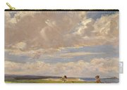 Lady Astor Playing Golf At North Berwick Carry-all Pouch