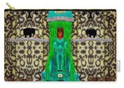 Lady Bear In The Jungle Carry-all Pouch
