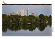 Lady Bird Lake In Austin Texas Carry-all Pouch