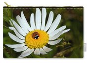 Lady Bug Bulls Eye  Carry-all Pouch