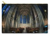 Lady Chapel At St Patrick's Catheral Carry-all Pouch