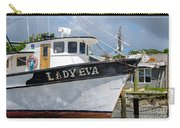 Lady Eva Shrimp Boat Carry-all Pouch