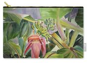 Lady Fingers - Banana Tree Carry-all Pouch