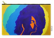 Lady Indigo Carry-all Pouch