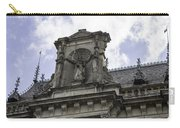 Lady Justice City Hall Cologne Germany Carry-all Pouch