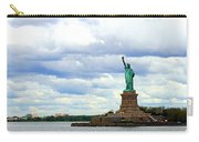 Lady Liberty B Carry-all Pouch