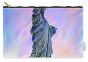 Lady Liberty Blues Carry-all Pouch
