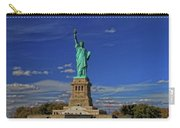 Lady Liberty In New York City Carry-all Pouch
