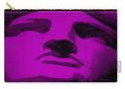 Lady Liberty In Purple Carry-all Pouch