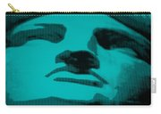 Lady Liberty In Turquois Carry-all Pouch